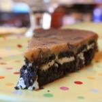 Gluten-Free Chocolate Chip Cookie Cake