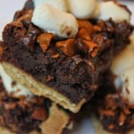 Cinnamon S'more Brownies