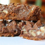 Nutella Magic Bars