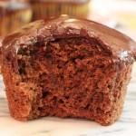 Copycat Georgetown Cupcakes (Chocolate Ganache)