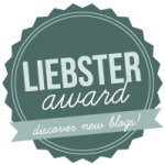 Liebster Award: The Fun Never Stops!
