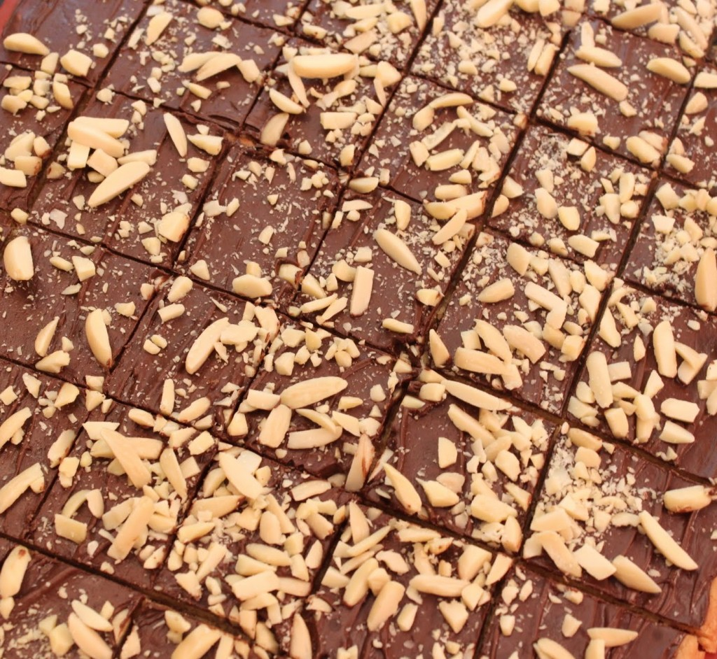 Toffee Bars (Non-Dairy)