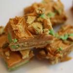 Caramel Apple Oreo Fudge