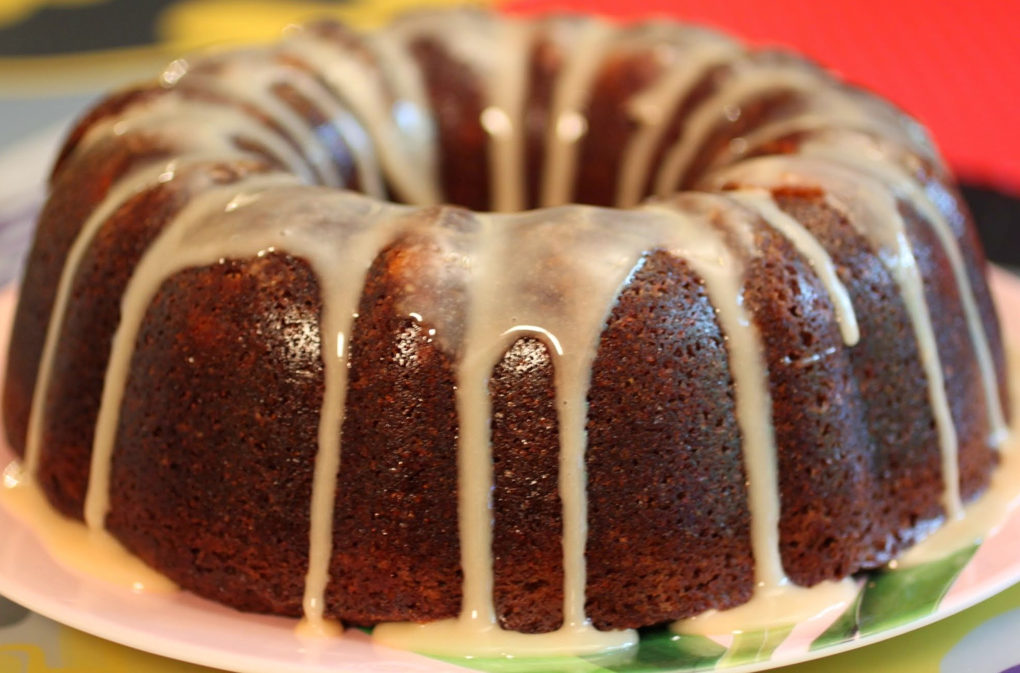 Best-Ever Honey Cake