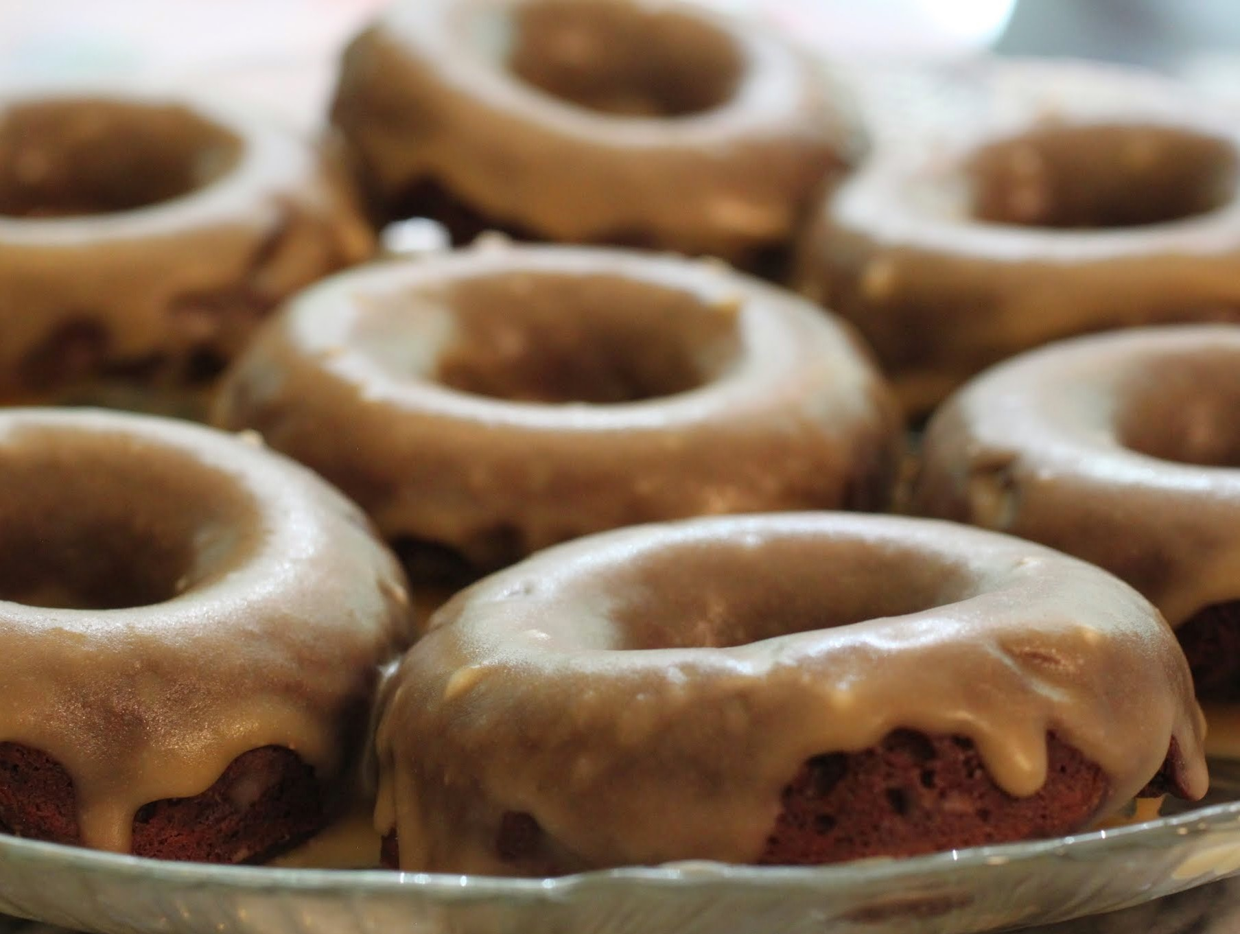 Maple-Glazed Bronuts