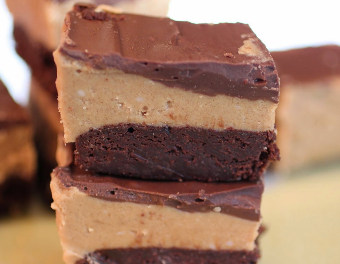 Gimme More Peanut Butter Bars