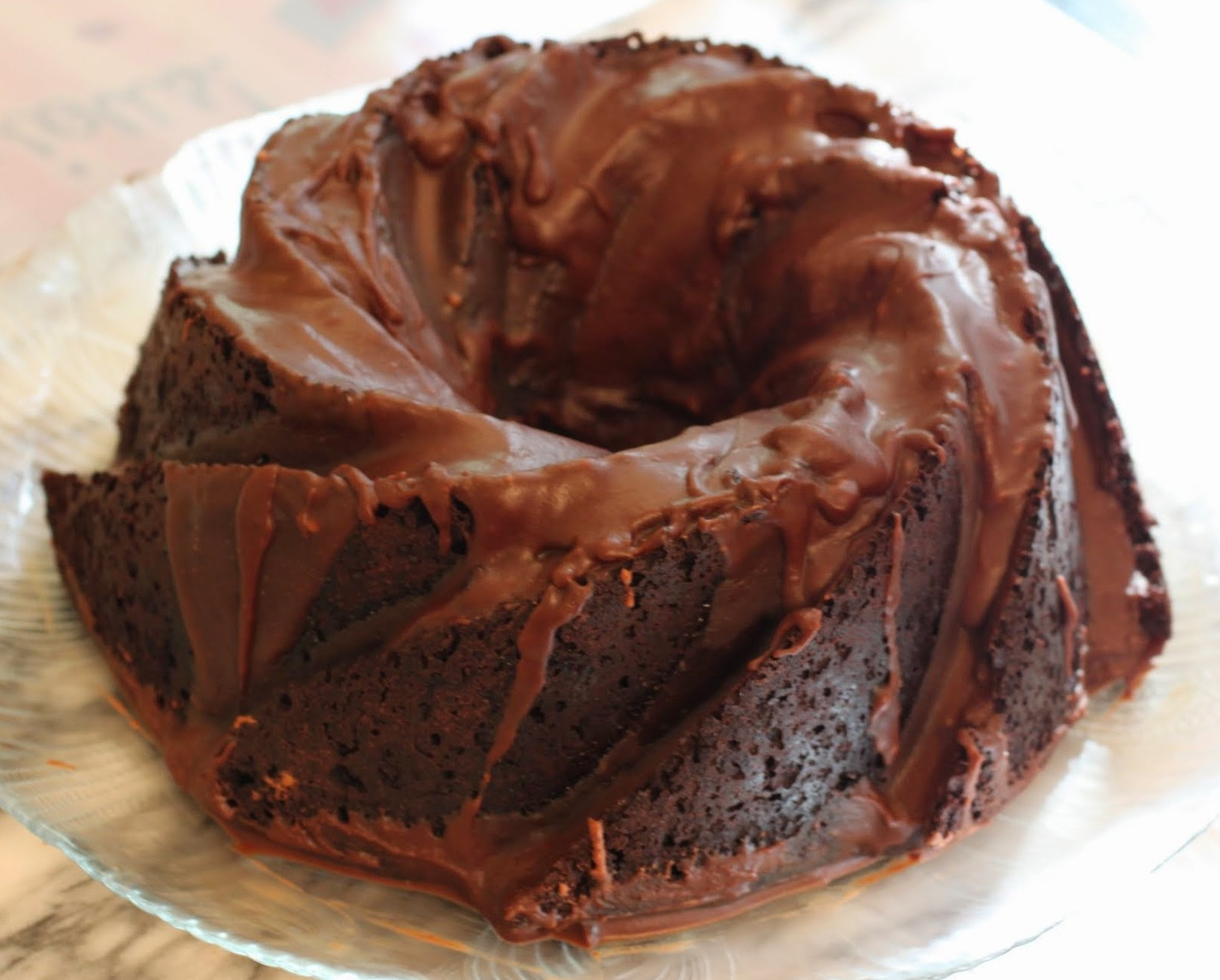 THE Gluten-Free Chocolate Cake!