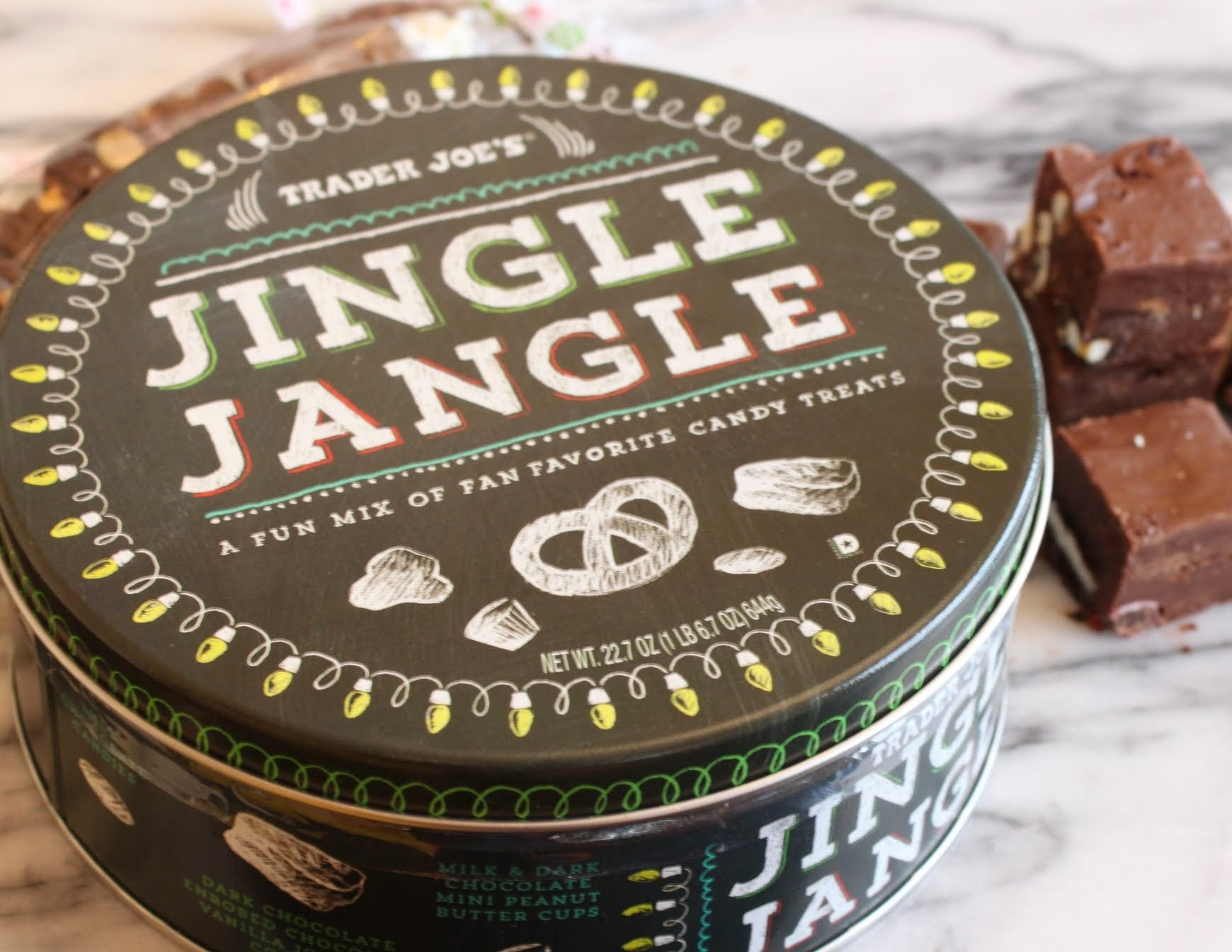Jingle Jangle Fudge