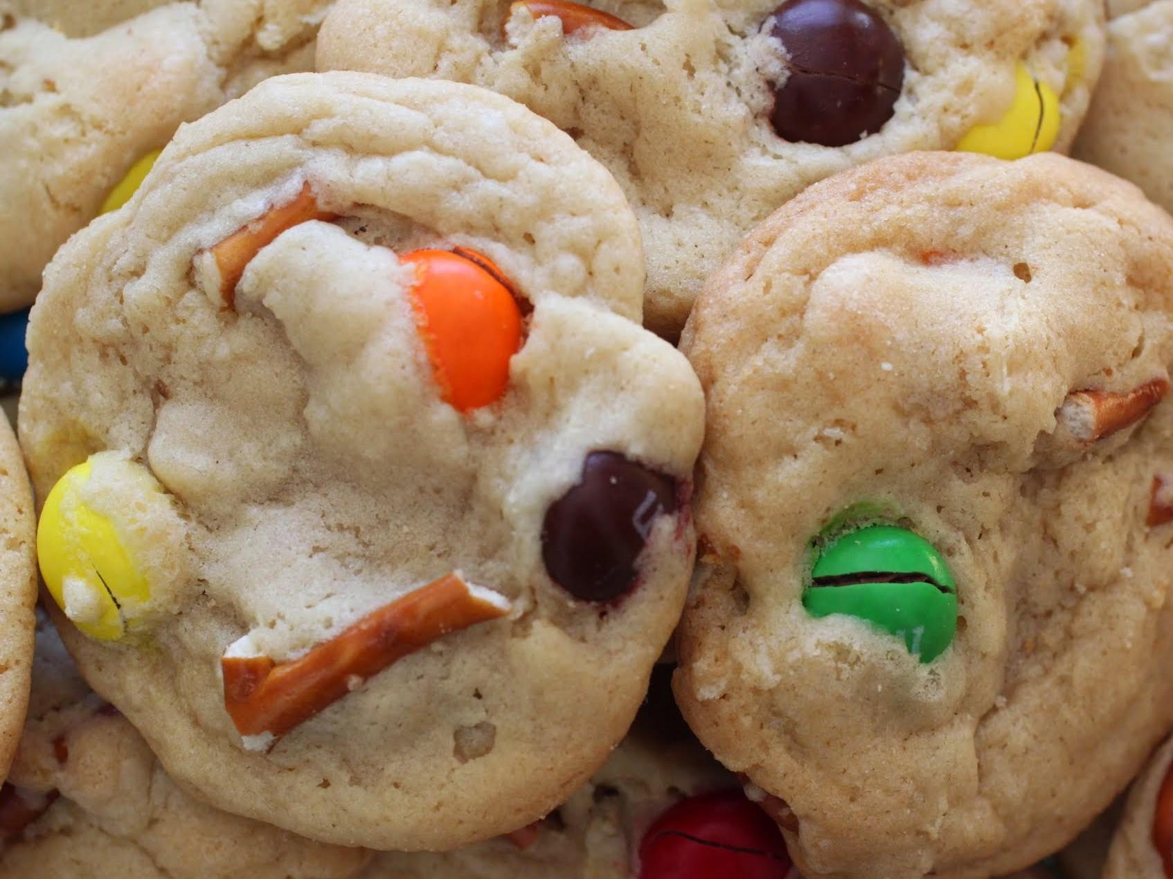 Sweet n' Salty Cookies