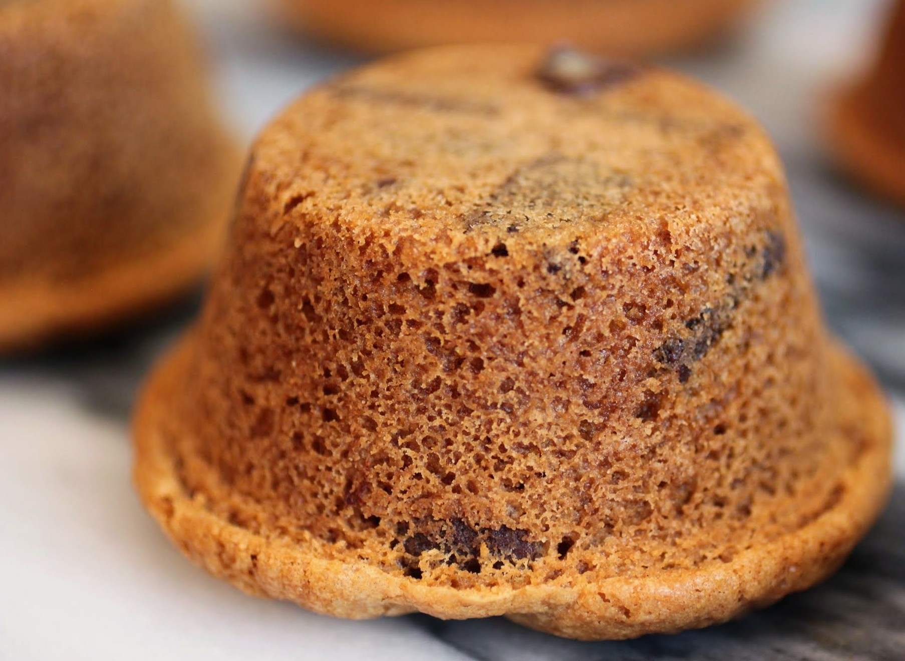 Mini Chocolate Chunk Cookie Cakes