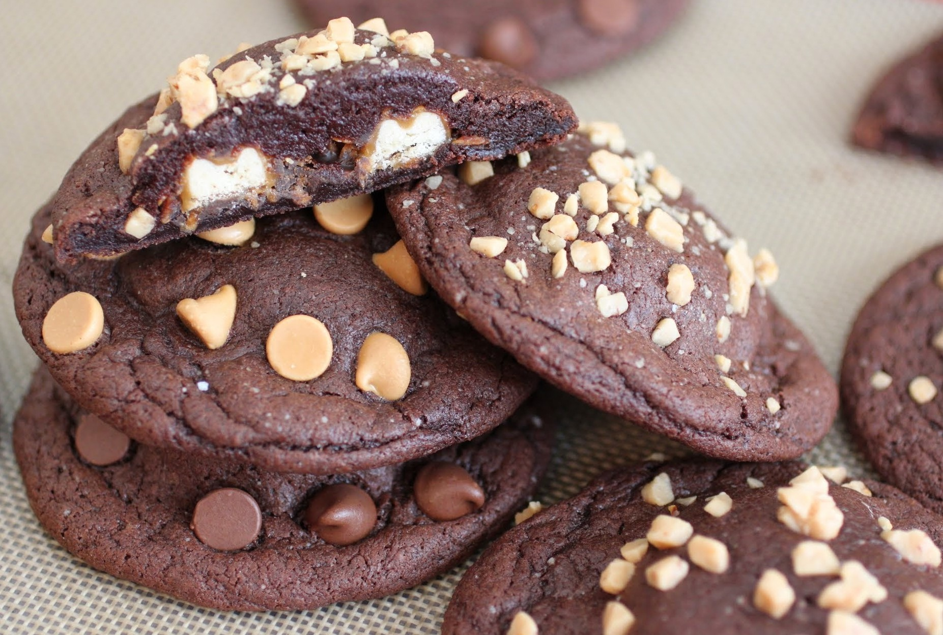 Hidden Treasure Girl Scout Cookies