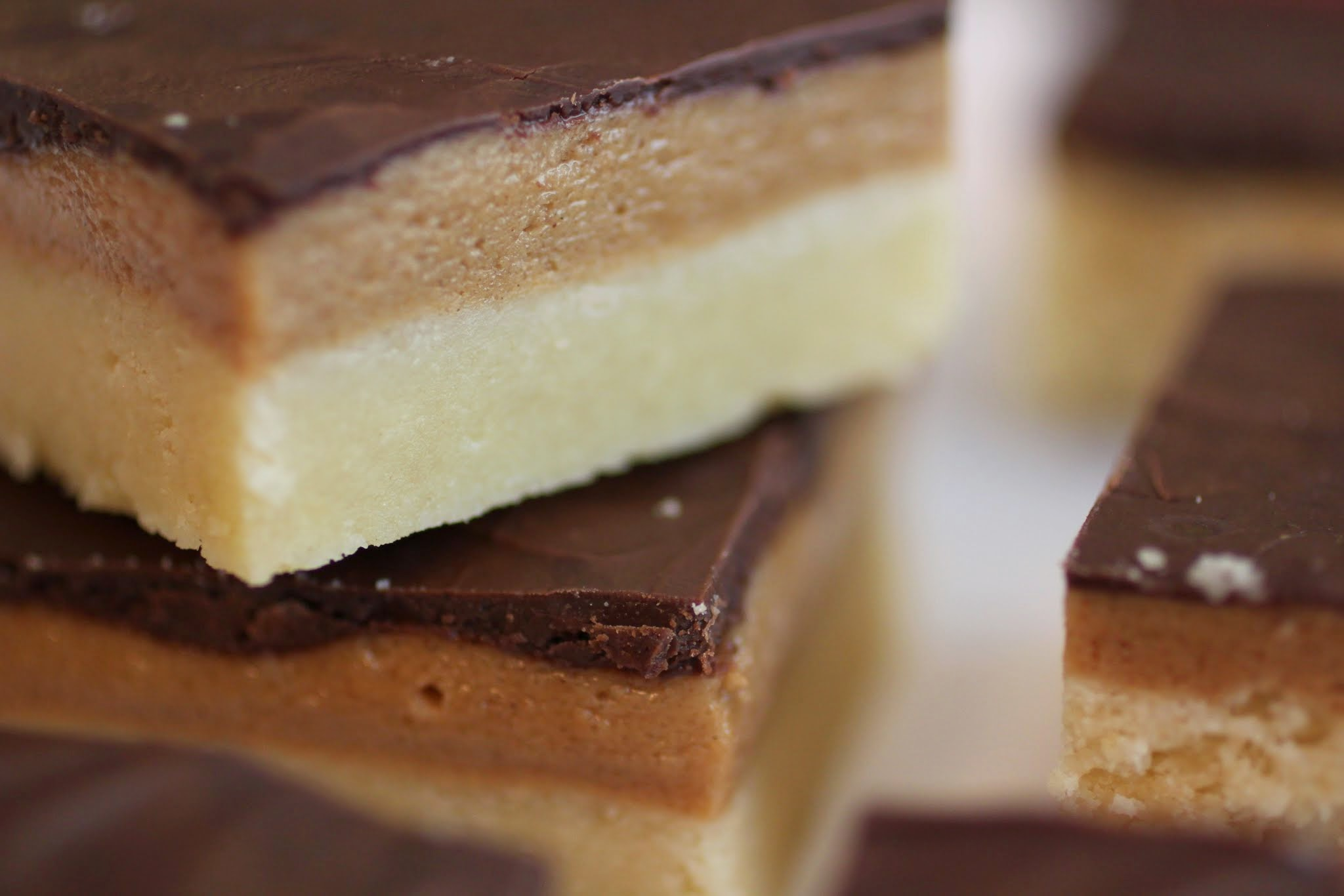 Tagalong Copycat Bars