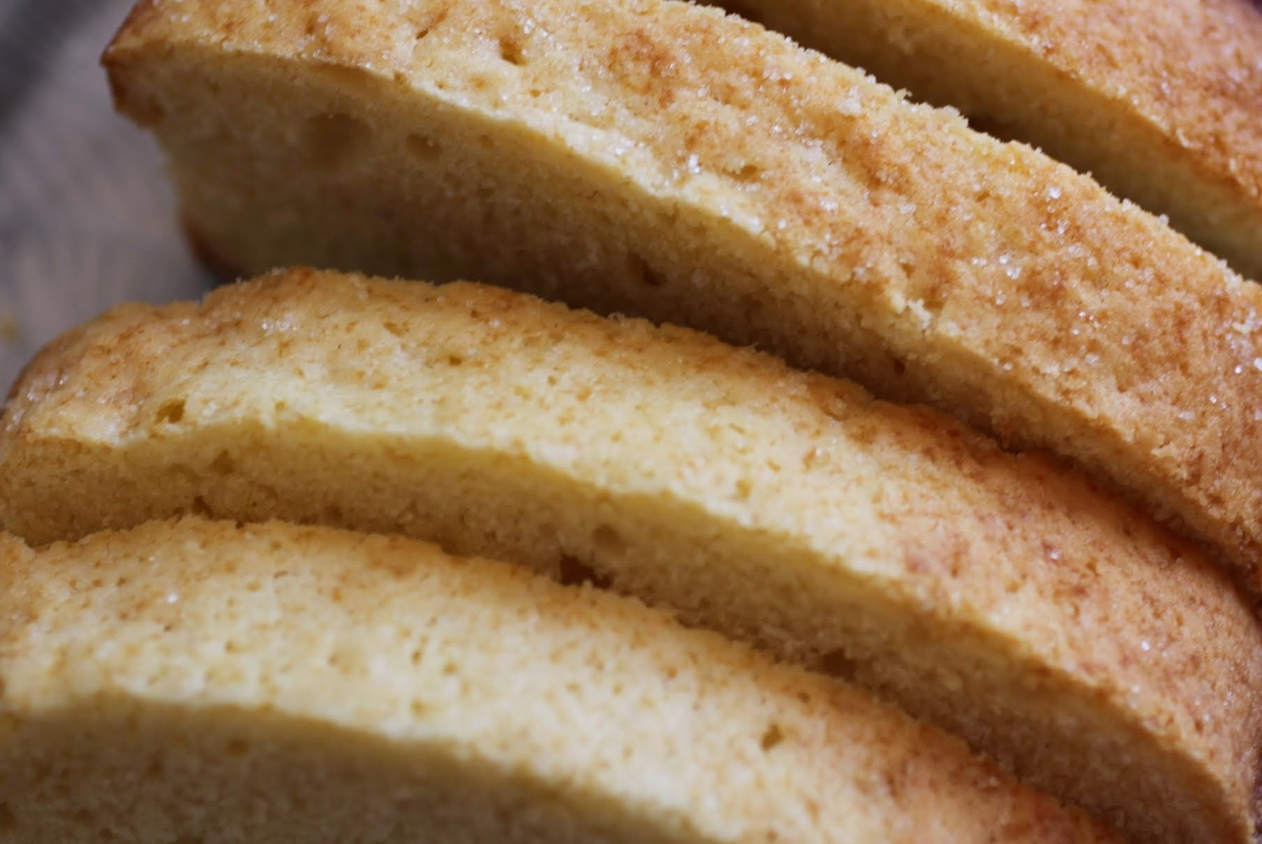 Browned Butter Half-Pound Cake