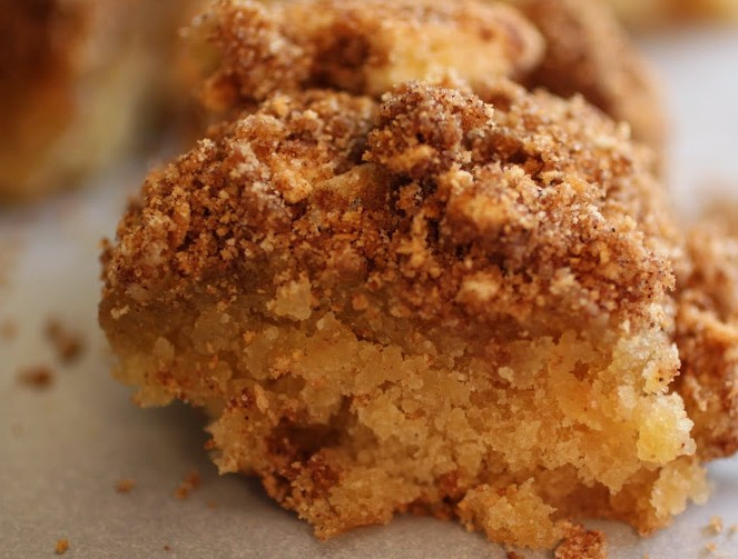 Passover Crumb Cake