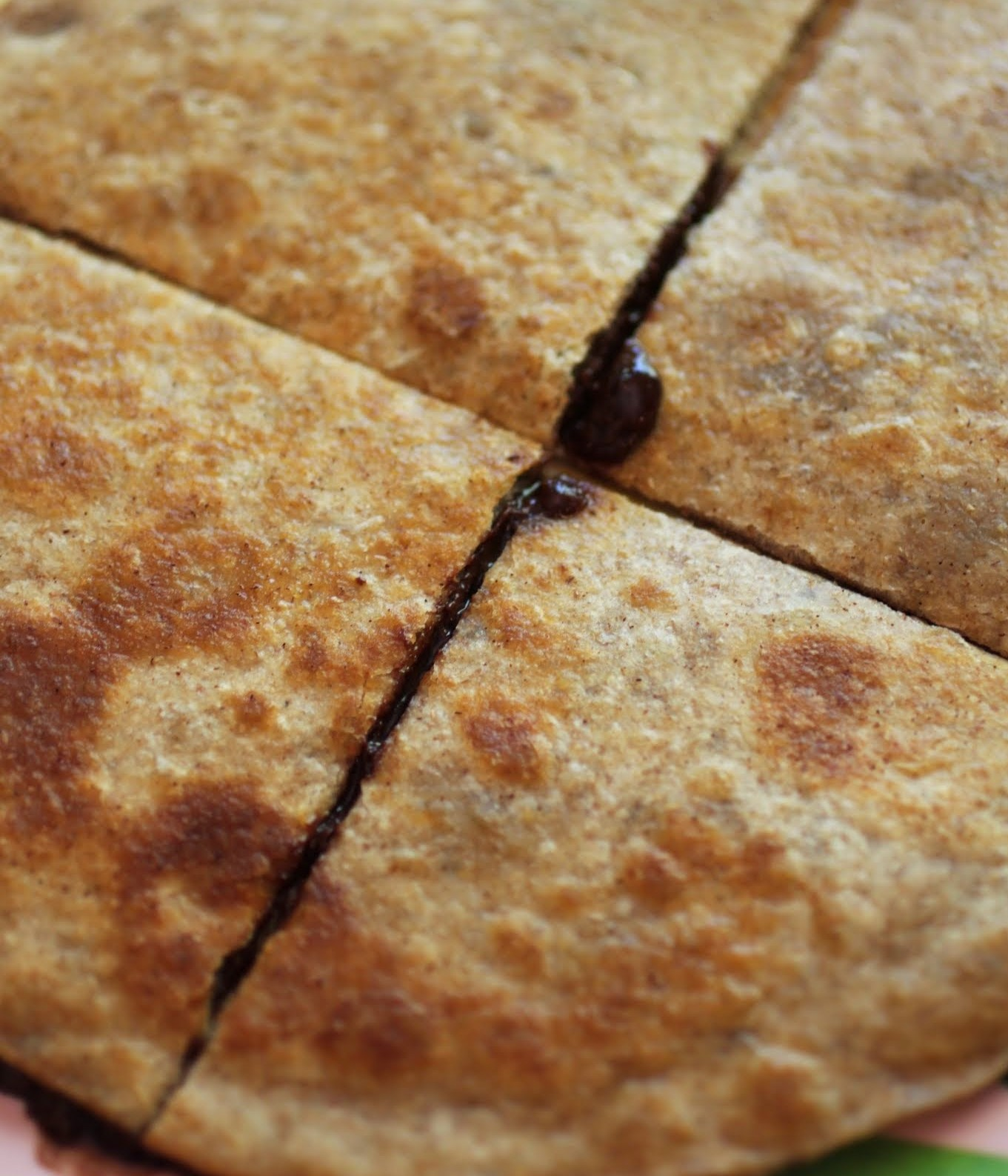 "Cinnamon Chocolate ""Quesadillas"""