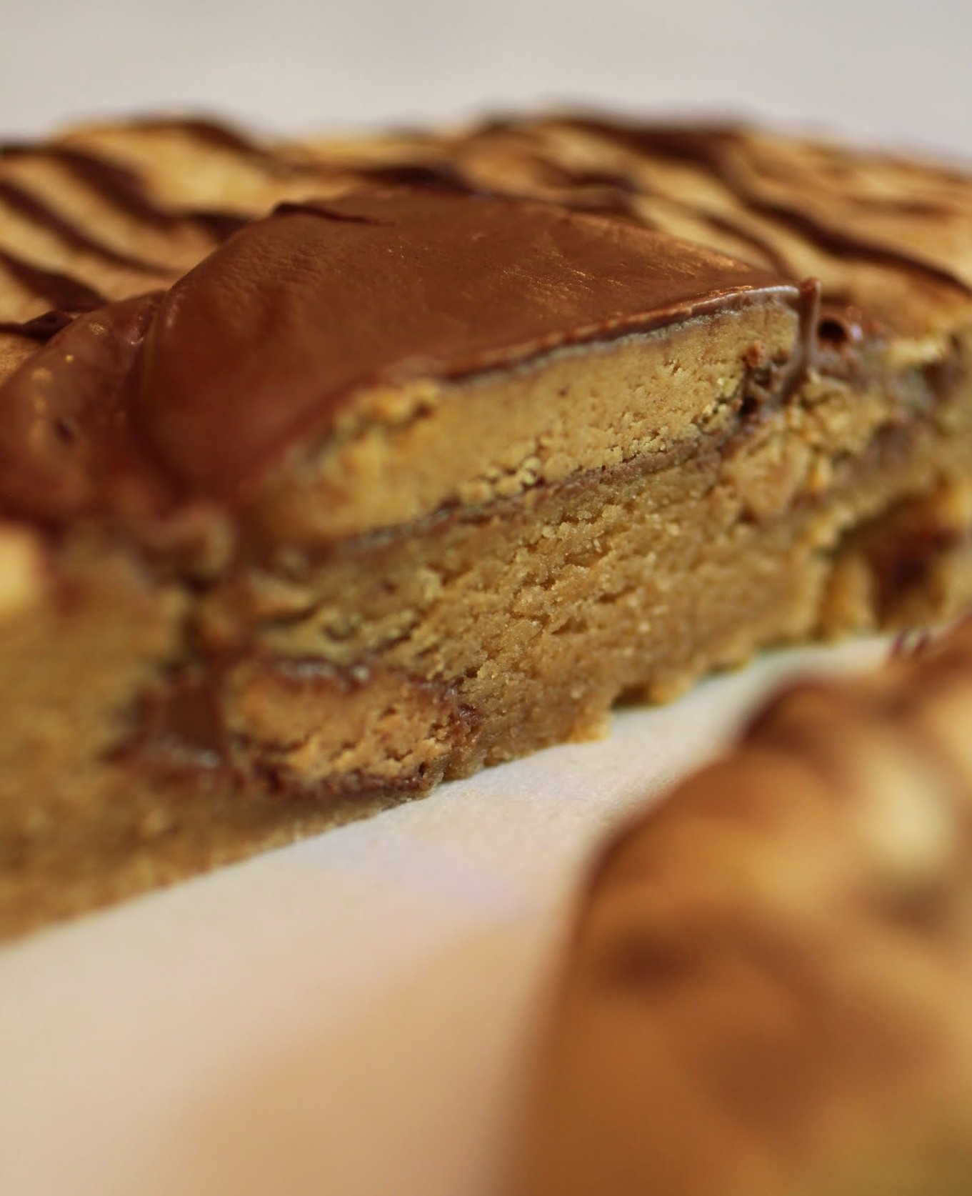 Mega Peanut Butter Cup Cookie