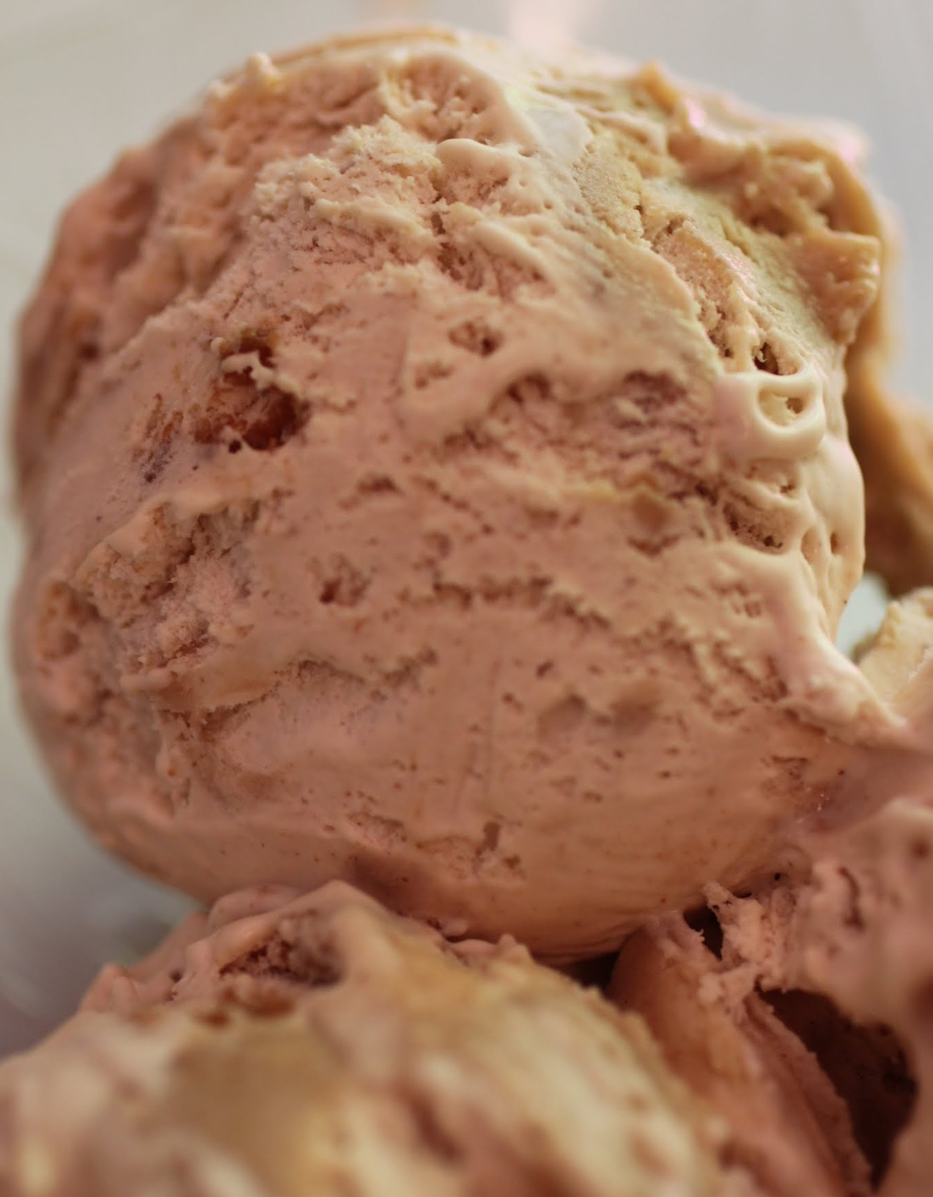 Sea Salt Peanut Butter Cookie Chip Ice Cream