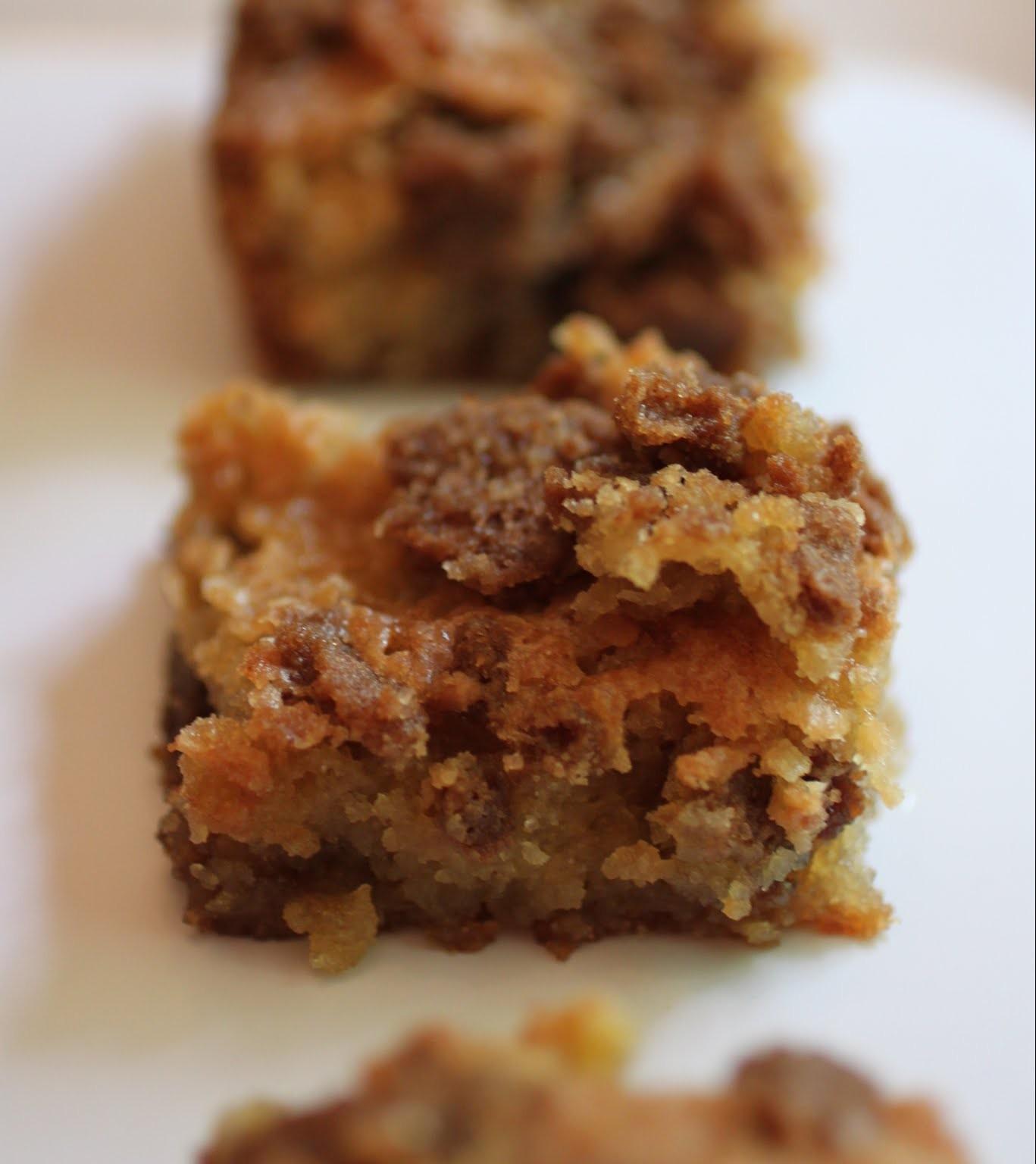 Cinnamon Sugar Cookie Chips Coffee Cake