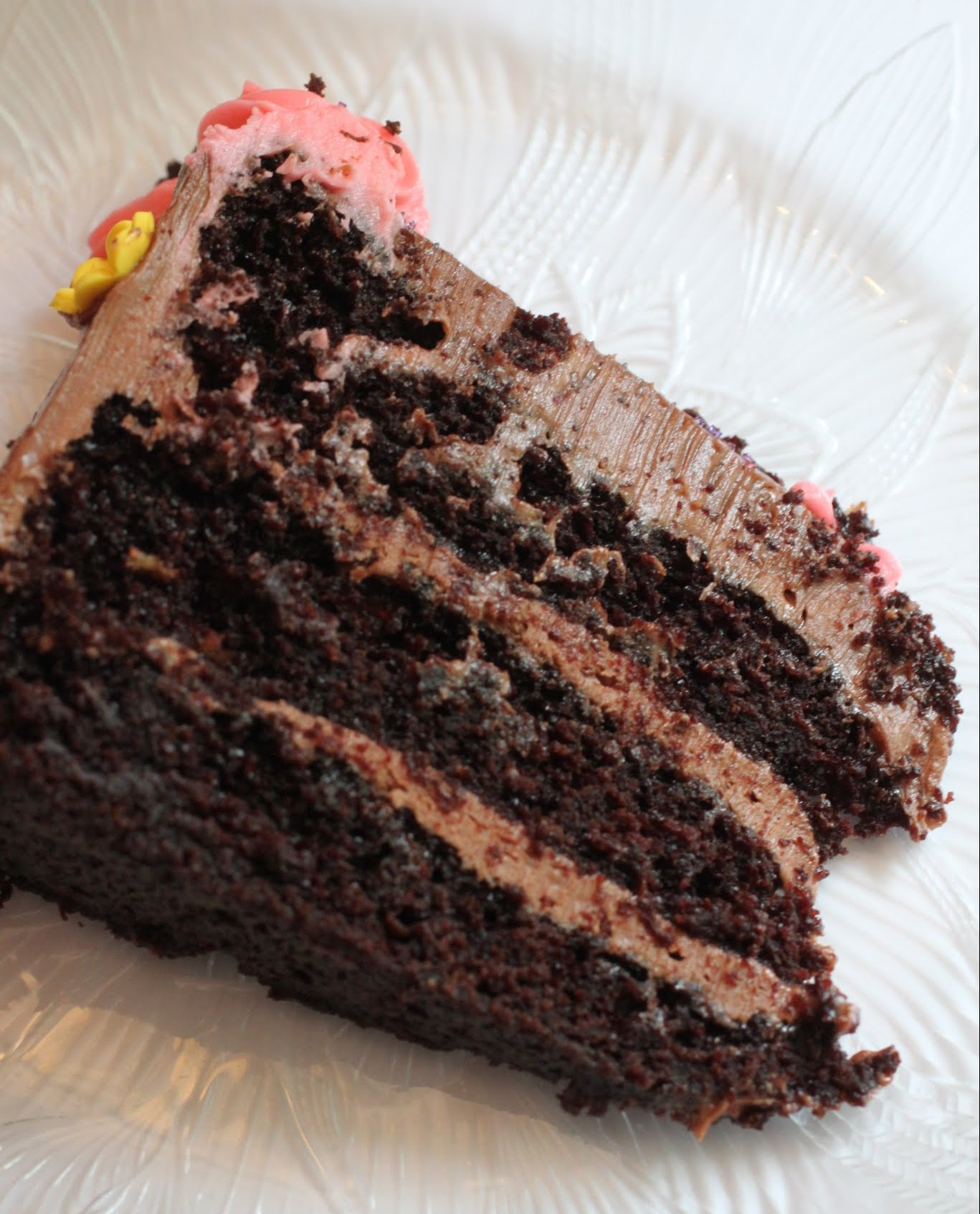 The Best (Gluten-Free) Chocolate Birthday Cake | Just About Baked