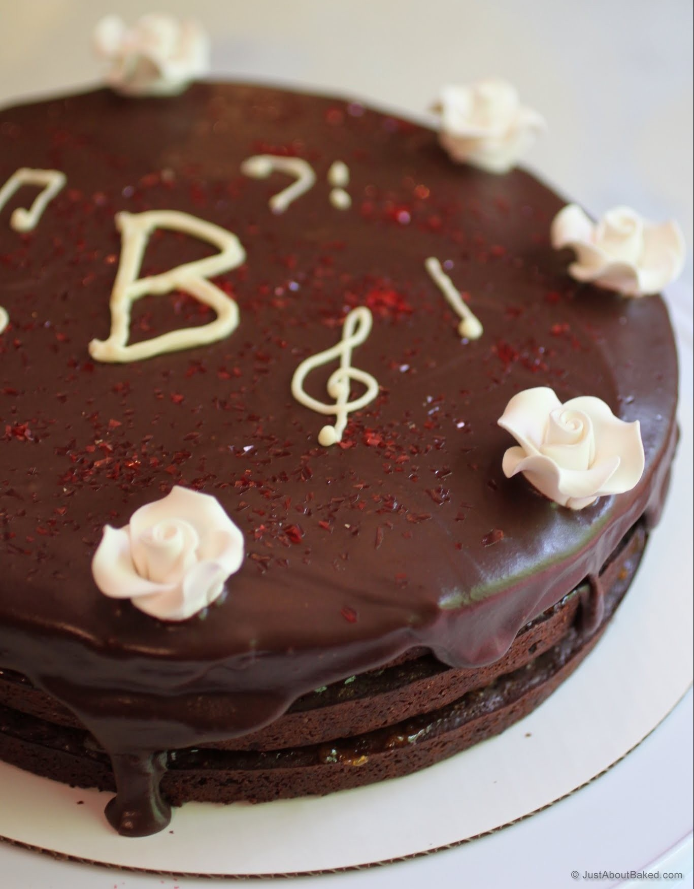 Brownie Sacher Torte