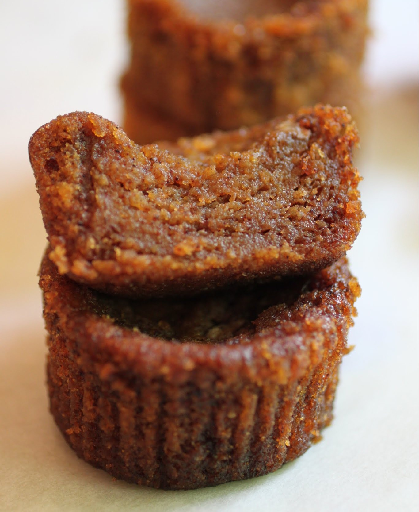 Crazy Quick Carrot Muffins
