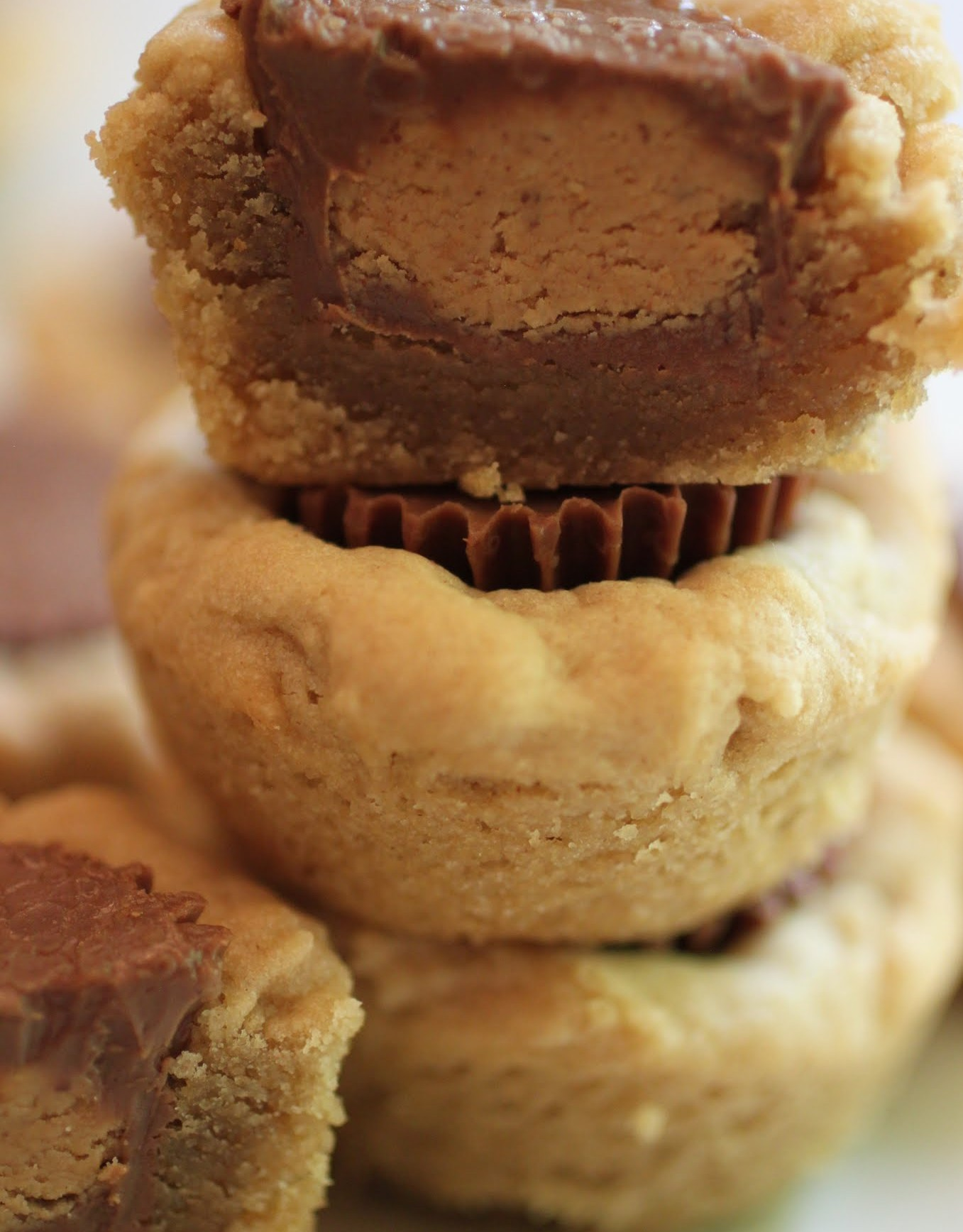 Peanut Butter Cookie Cup Minis