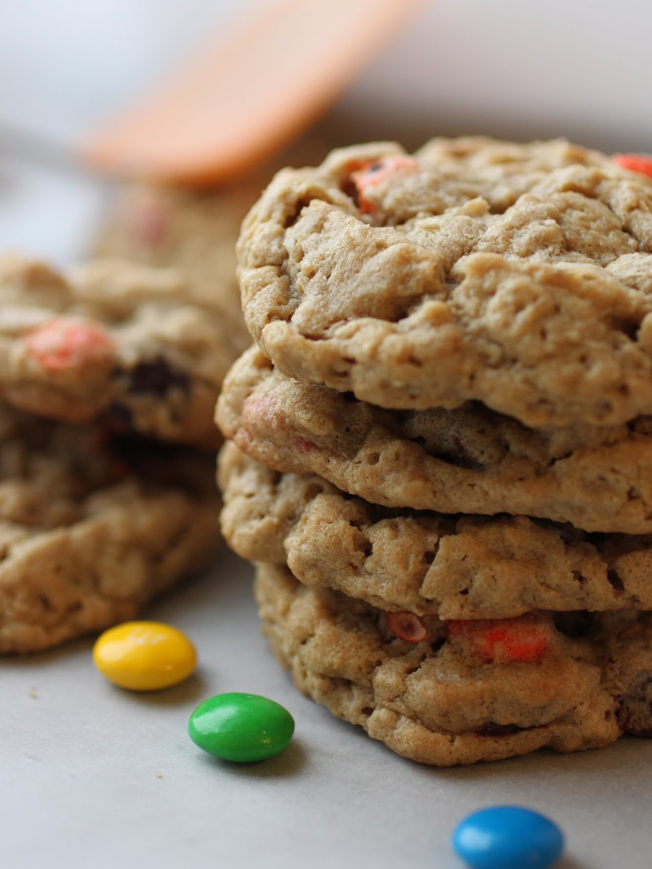 Monster Cookies (Gluten-Free!)