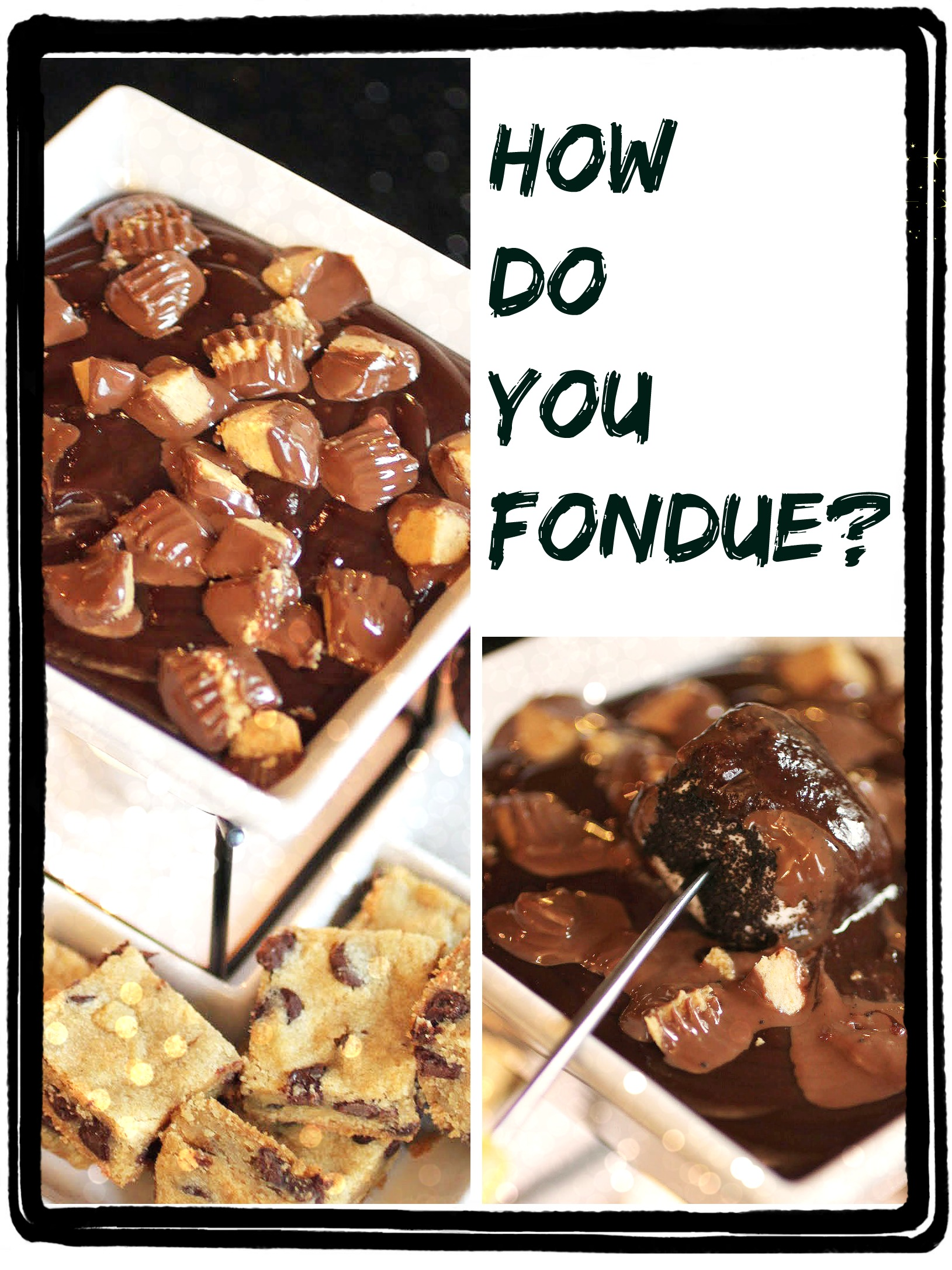 How Do You Fondue?