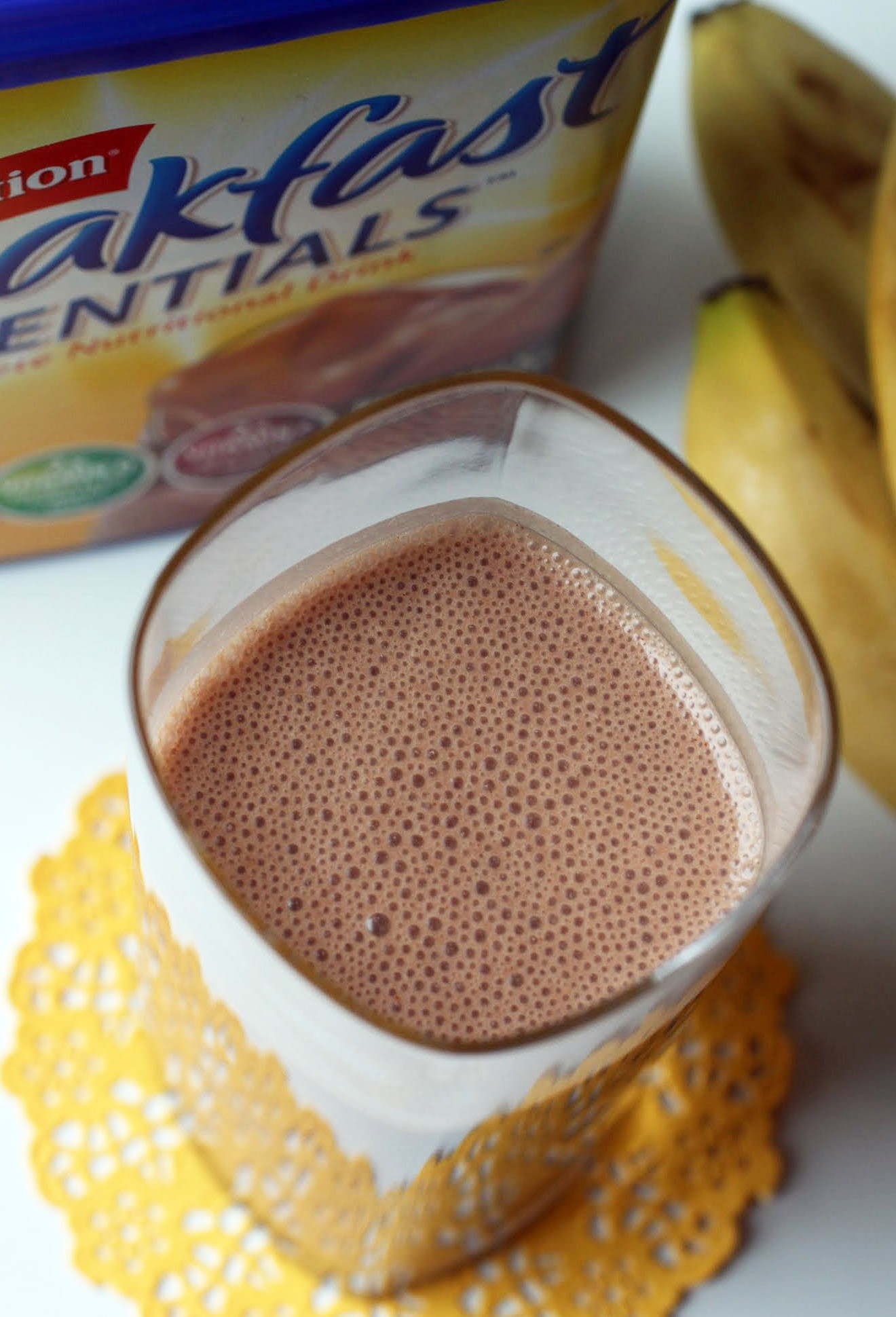 PB Chocolate Banana Smoothie