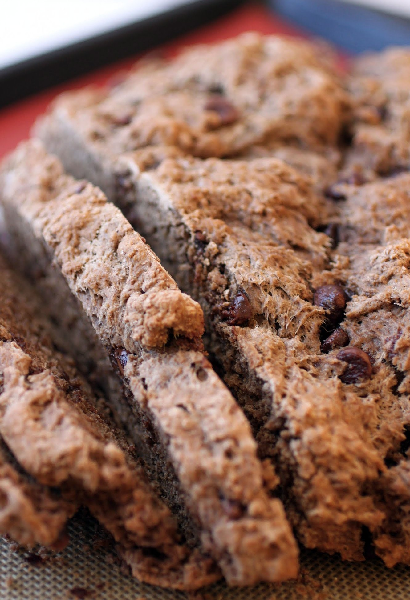 Double Chocolate Irish Soda Bread