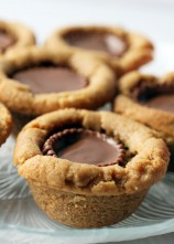 Flourless PB Cookie Cups