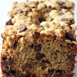 Chocolate Chip Streusel Banana Bread