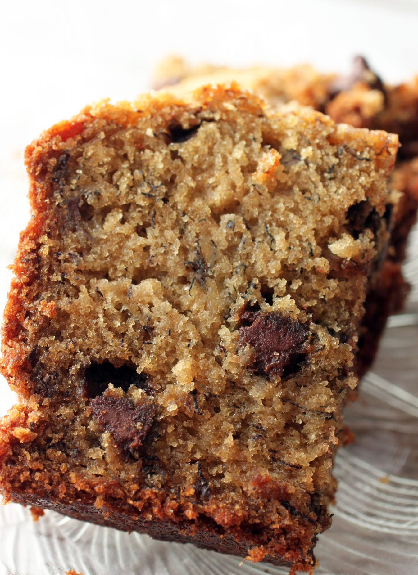 Chocolate Chip Streusel Banana Bread | Just About Baked
